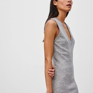 Aritzia Wilfred Desy Sweater Dress